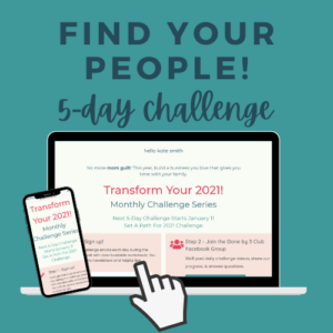 find your people f-day challenge